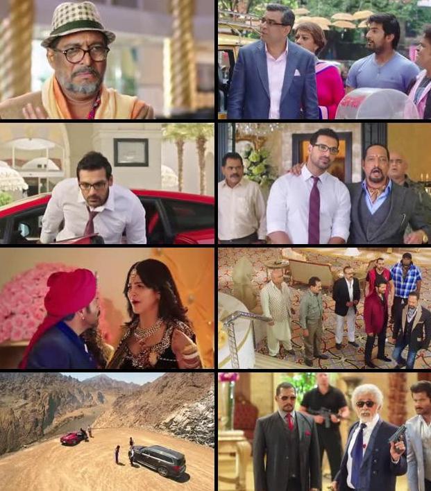Welcome Back 2015 Hindi 720p BluRay 1.1GB