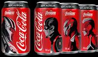 Promoção Coca-Cola sem Açúcar Vingadores Ultimato promocaococacolasemacucar.com.br