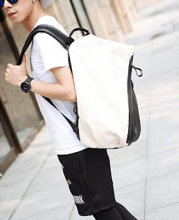 Tas Travelling Pria Korea Keren Murah Terbaru Model Juli 2016