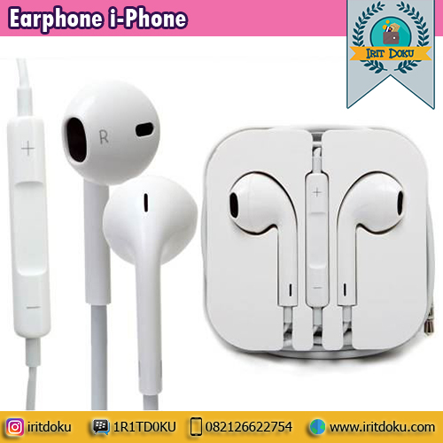 Earphone i-Phone