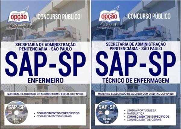 Apostila Técnico de Enfermagem SAP SP 2018