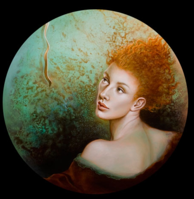 Yo Coquelin | French Fantastic and Visionary painter