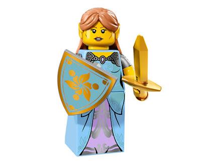 LEGO 71018-15 - Elfia dama