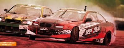 British Drift Championship - Concrete Jungle - Rockingham