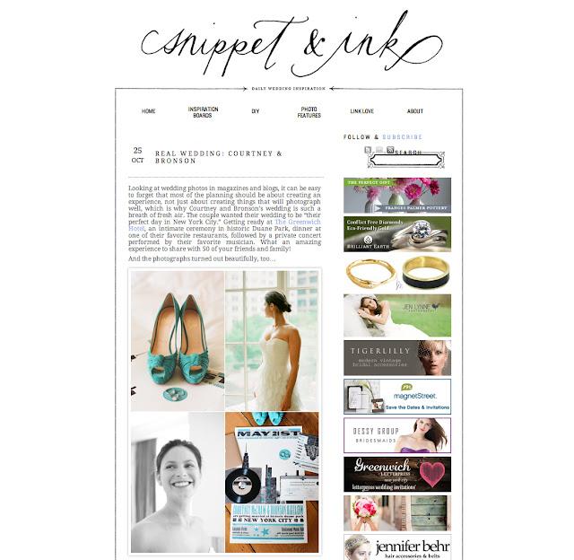 Recent Publication, Snippet and Ink, Locanda Verde