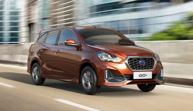 New 2018 Datsun GO Plus Facelift