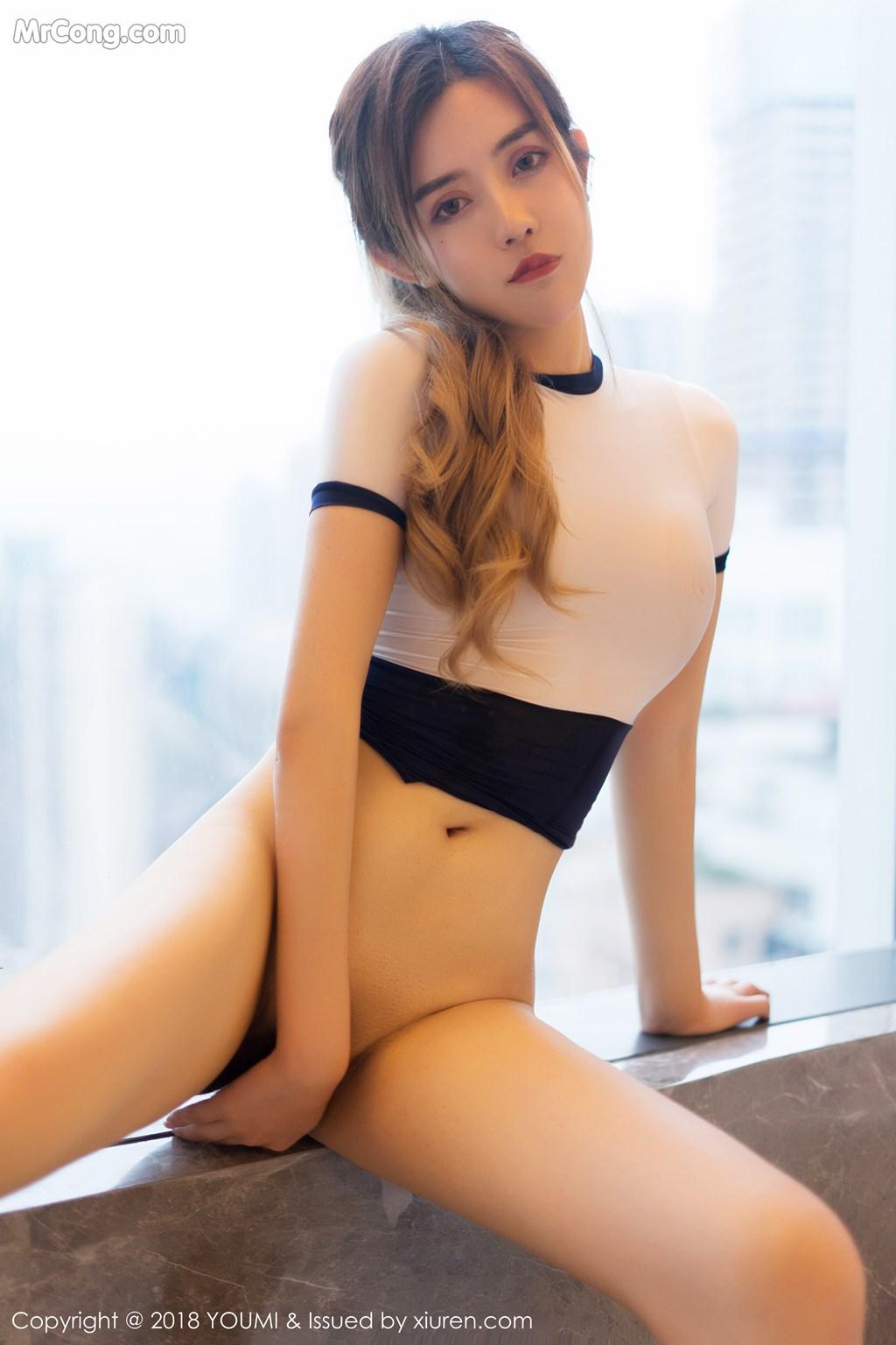 Image YouMi-Vol.235-Cris-MrCong.com-034 in post YouMi Vol.235: Người mẫu Cris_卓娅祺 (46 ảnh)