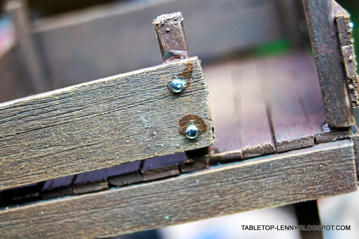 Tabletop-Lenny: TUTORIAL: How to make bolts for your