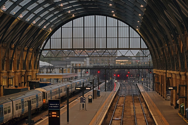 Case study: Como esta usando Jacobs LUCA Transit para mejorar el sistema de transportes en UK