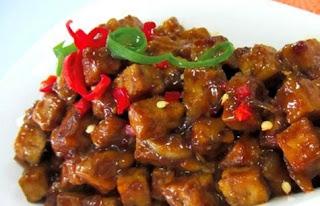 Resep Masakan Tempe Tumis Kecap Nikmat Dan Praktis