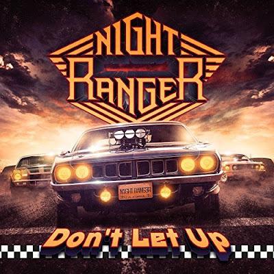 """Το τραγούδι των Night Ranger """"Don't Let Up"""" από τον ομότιτλο δίσκο τους"""
