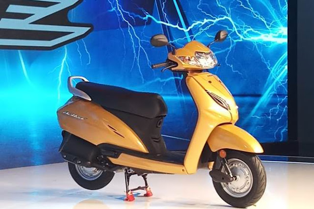 Honda Activa 5G First Look