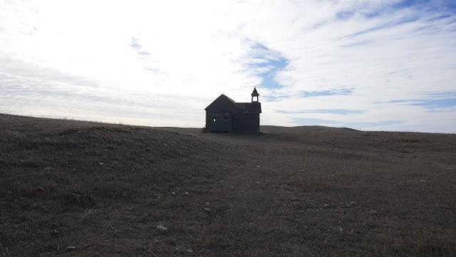 abandoned, school, North Dakota, Fortuna, historical