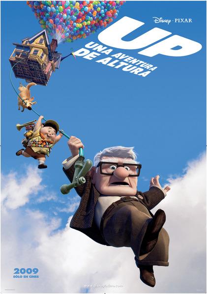 Up: Una Aventura de Altura Película Completa HD 1080p [MEGA] [LATINO]