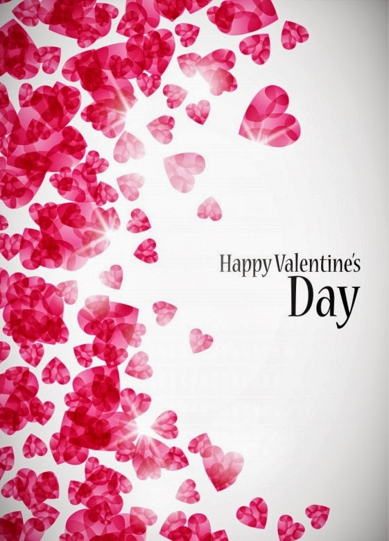 romantic valentine ecards template for girlfriends hd