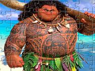 Moana: Puzzle