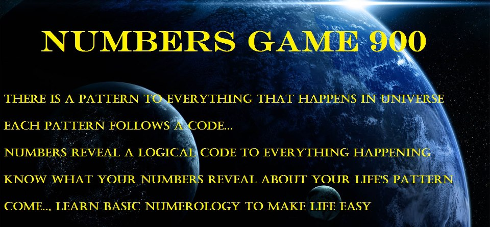 Numerology name number 103 image 3