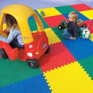 Greatmats Foam floor tile mats 5/8 premium kids playing