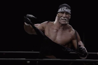 WCW HOG WILD 1996 REVIEW: Hulk Hogan defeated The Giant for the WCW Title
