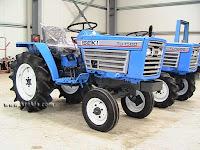 Τρακτέρ ISEKI TU1500 2WD