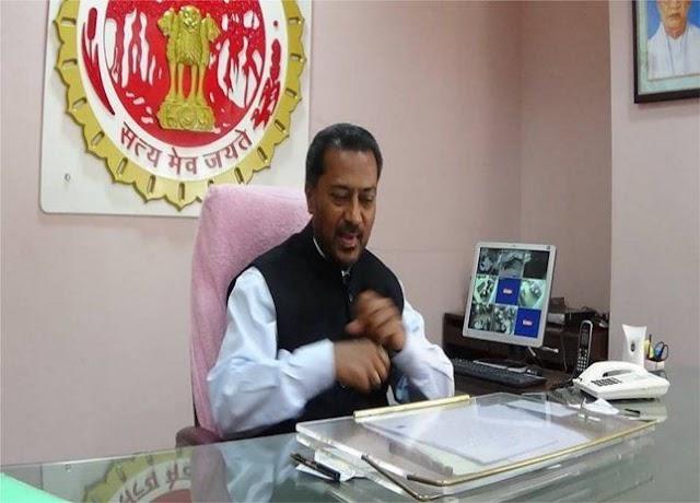विदिशा के पूर्व कलेक्टर IAS RK माथुर हो सकते है विदिशा विधानसभा से प्रत्याशी