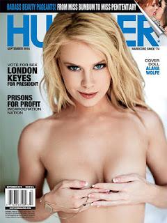 Revista Hustler USA – Septiembre 2016 PDF Digital