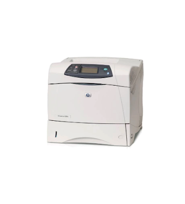 HP LaserJet 4200 Driver, Network Setup and Manual
