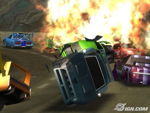 Crash N Burn Ps2 Iso Download