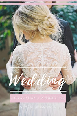 Wedding Hair and Make Up Inspiration