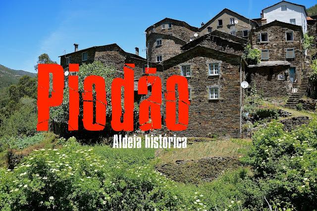 Roteiro das Aldeias Históricas de Portugal, Visitar Piódão