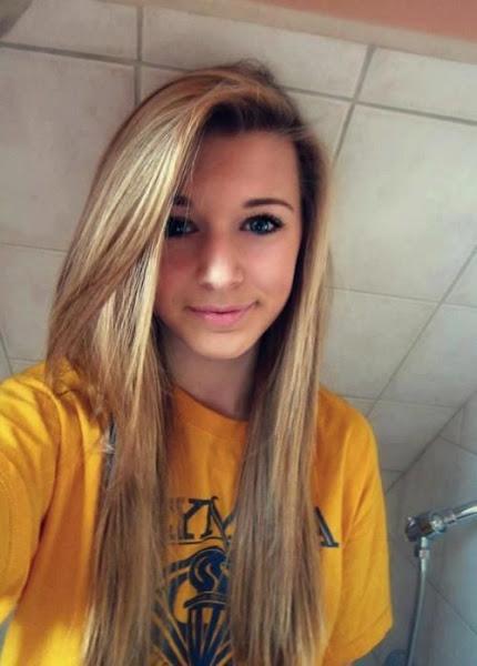 girl next door dirty blonde hair