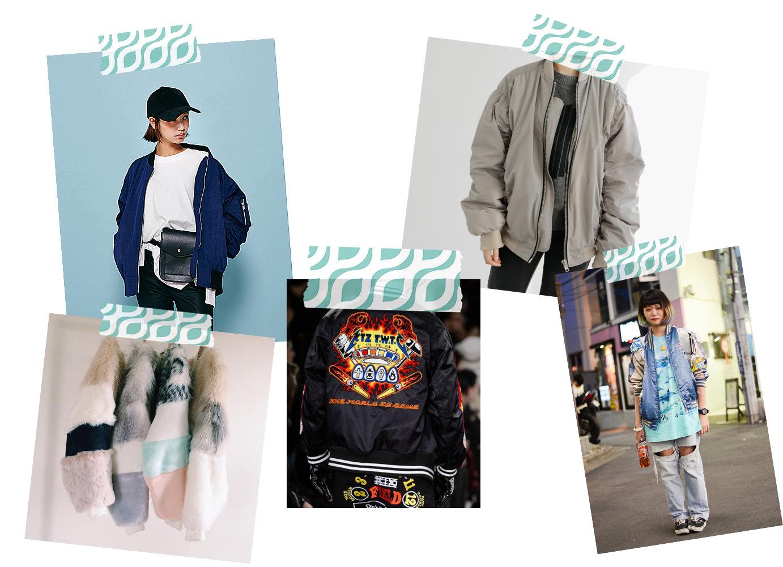 Trend crush spring summer 16 bomber souvenir jacket trend