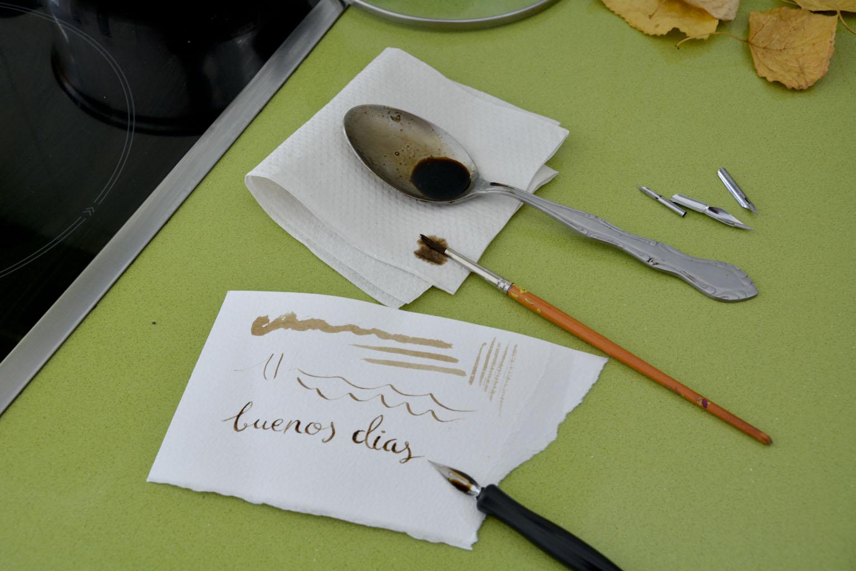 pruebas de tinta