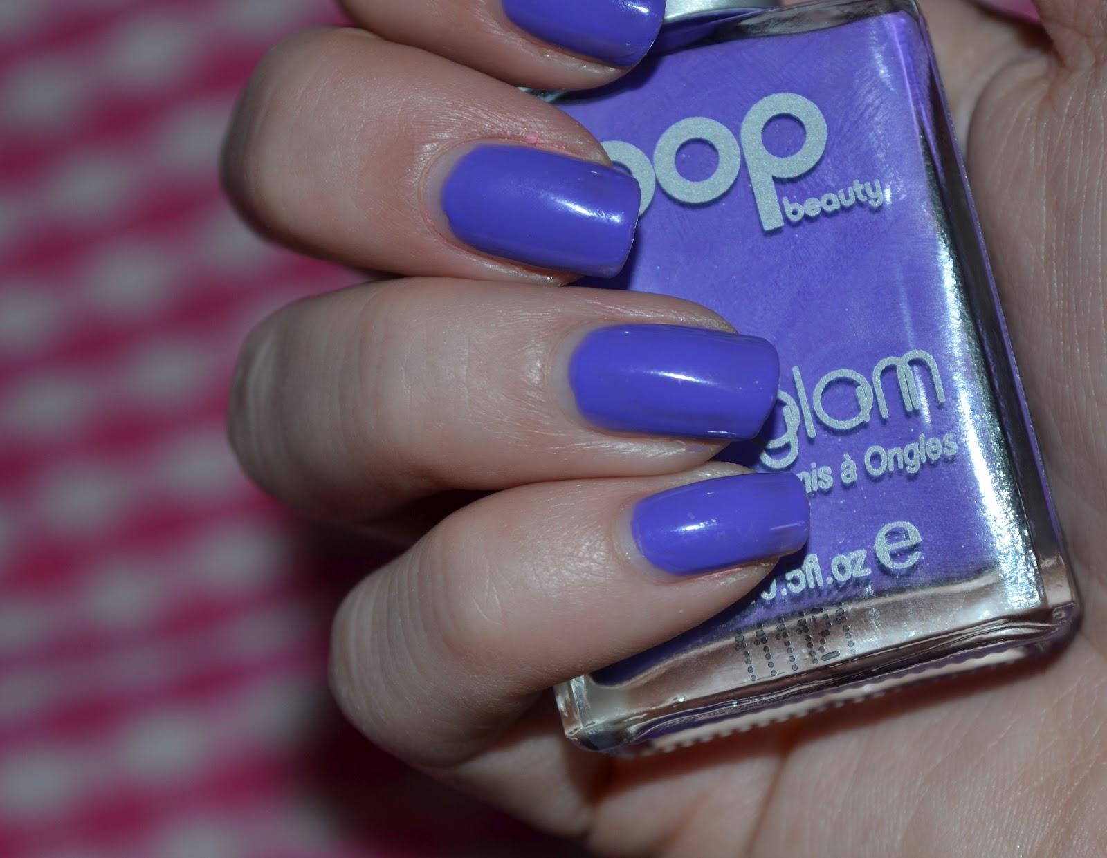 MakeUpVitamins: Pop Beauty Ultraviolet 31 Nail Glam Polish ...