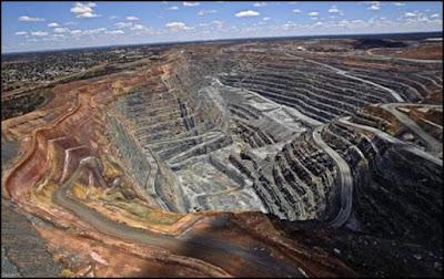 Perusahaan tambang emas
