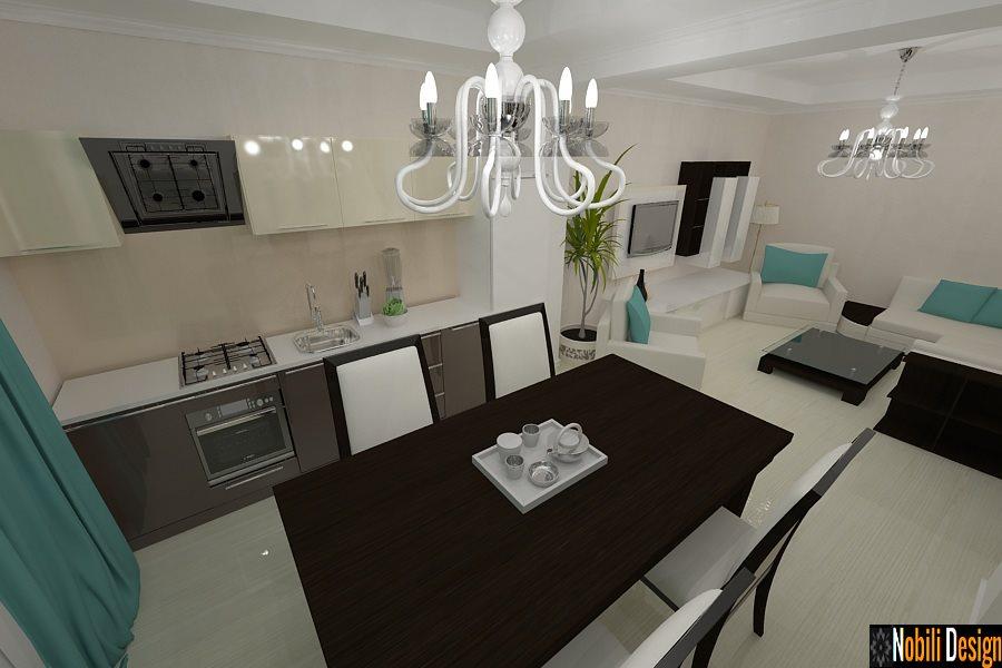 Design Interior-Amenajari Interioare-Design interior dormitor casa moderna Constanta