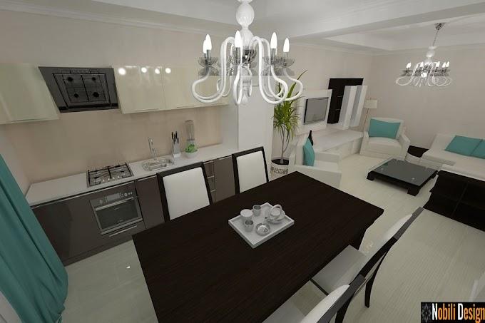 Amenajare interioara casa moderna in Constanta - Design interior dormitor Constanta