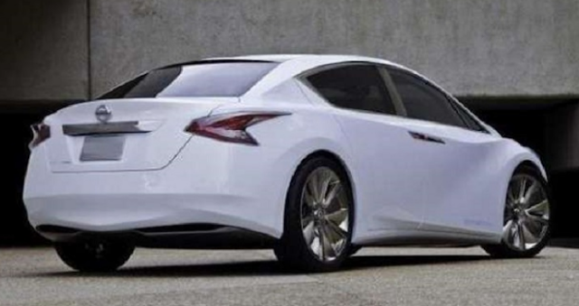 2018 Nissan Altima Specs, Redesign, Rumors, Price, Release Date