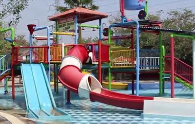 Gumul Paradise Island Waterpark Kediri
