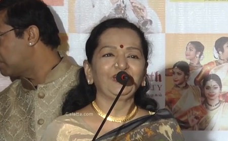 Thalapathy's mother explains her music journey I Shoba Chandrasekhar I Chennaiyil Thiruvaiyaru