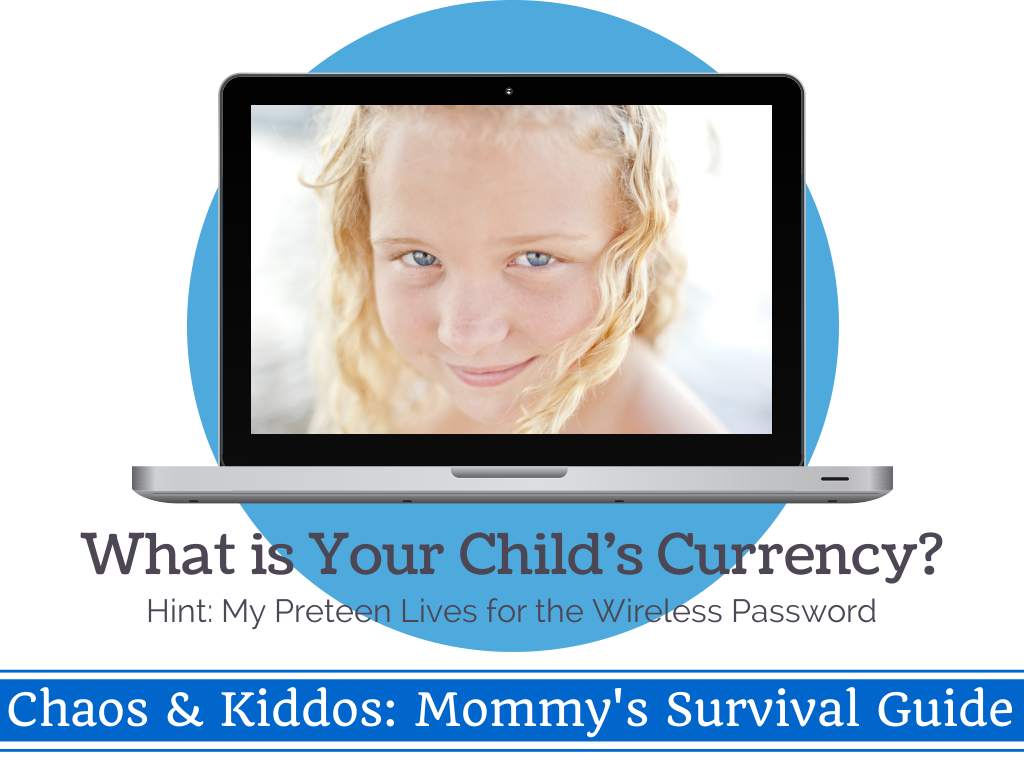 What is Your Child's Currency? Understanding Your Child's Cues