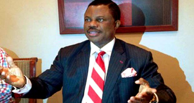 BREAKING: GOV OBIANO'S AIDES FIGHTS DIRTY EXPOSES ALLEGED $5 MILLION UGU EXPORT SCAM