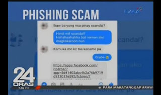 scam, Phishing scam, internet scam, facebook scam