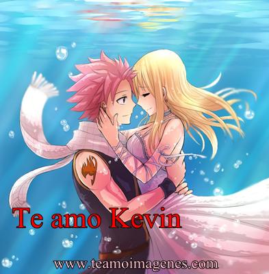 Las mejor imagen te amo kevin, teamoimagenes.com