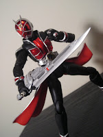 SH Figuarts Kamen Rider Wizard Flame Style 09