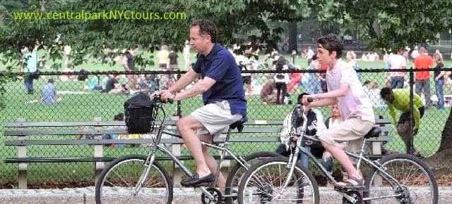 Central Park Tours  Bike Tours