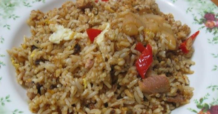 Resepi Nasi Goreng Sardin - Buku Resep y
