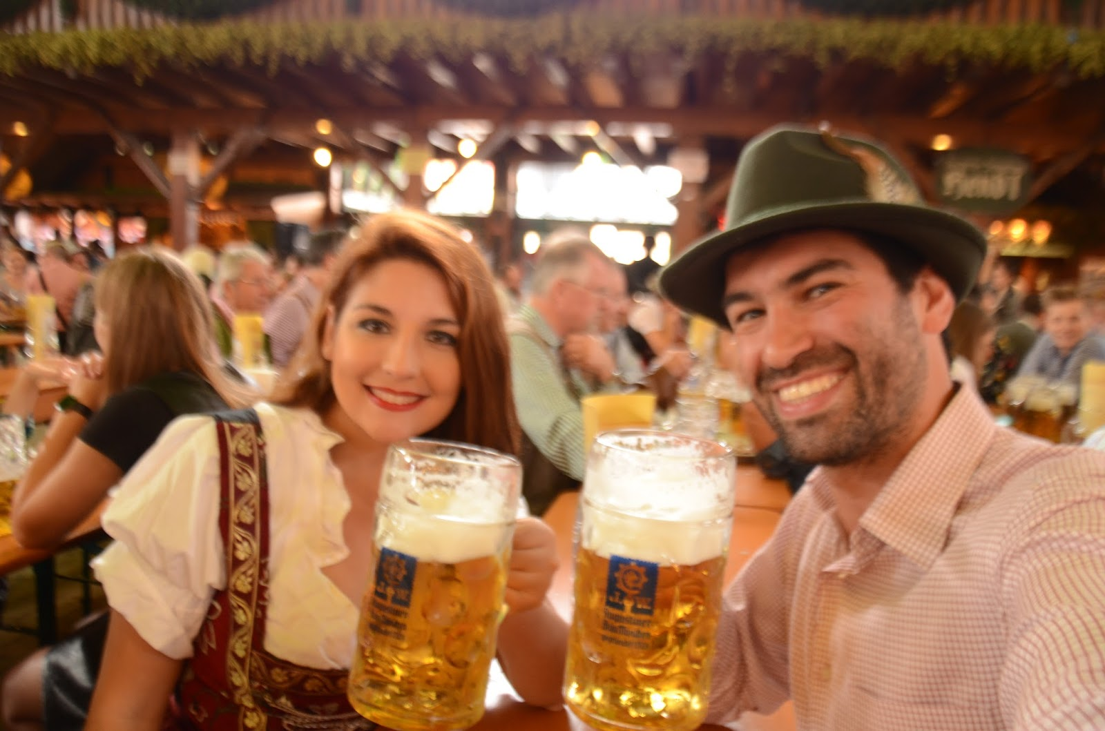 Guia completo para Oktoberfest da Alemanha!
