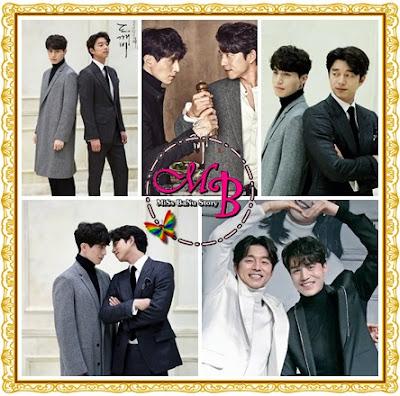 Bromance Gong Yoo dan Lee Dong Wook