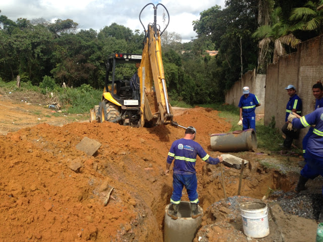 Chuvas acima da média prejudicam serviços de manutenção em Registro-SP